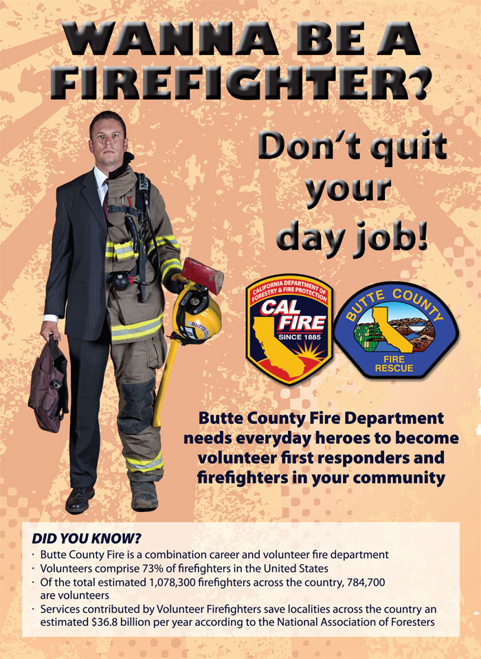 Recruitment Cal Fire Butte Unit