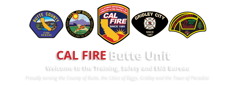 cal fire butte unit
